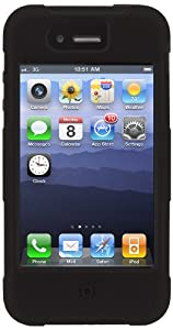 Griffin Protector Case for iPhone 4/4S - Black