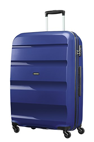 American Tourister Trolley Bon Air Spinner, 75 cm, 91 L, Blu