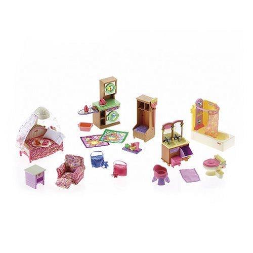 Loving Family Dollhouse Additions Gift Set Bundle ...