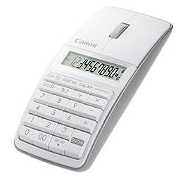 Canon 5565B002 X Mark I Mouse Slim Computer Link Calculator (White)