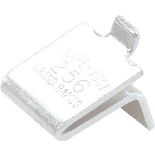 Knape & Vogt 256ZC Zinc Adjustable Shelf Support Clips, Package Contains Five (Kv Shelf Support Clip compare prices)