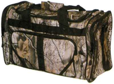 Lowest Prices! Big Dog Tree Stands Camo Duffle Gear Bag