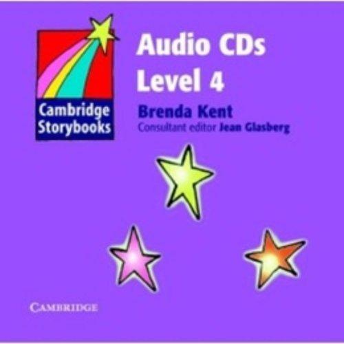 Cambridge Storybooks Audio CD 4