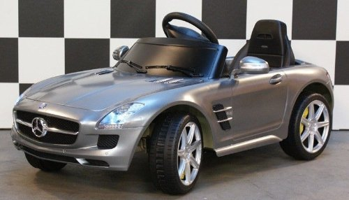 official licensed mercedes sls amg ride on toy battery operated car toy for kids remote control