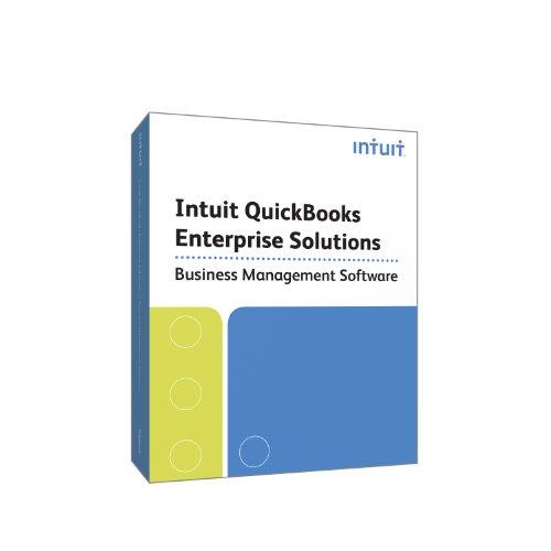 QuickBooks Enterprise Solutions 11.0 (2011) Upgrade - 5 users
