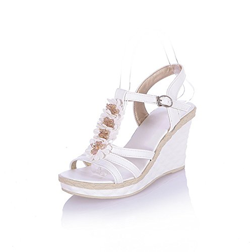 Funky Wedge Sandals front-994387