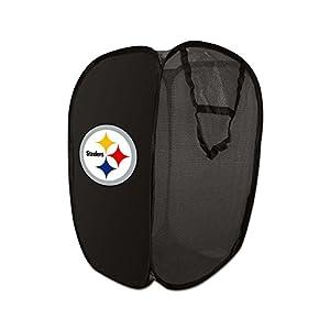 Pittsburgh Steelers Nfl Pop Up Hamper at Steeler Mania