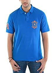 BARE DENIM Men's Cotton Polo
