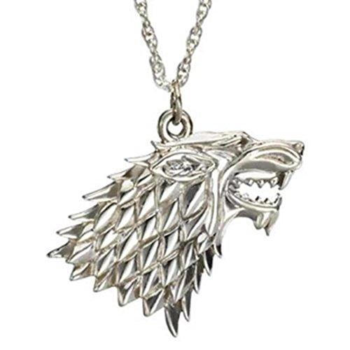 Charm Buddy Game of Thrones GOT Stark Direwolf