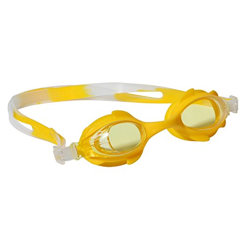 Aryca Junior Series Aryca Goggles, Yellow