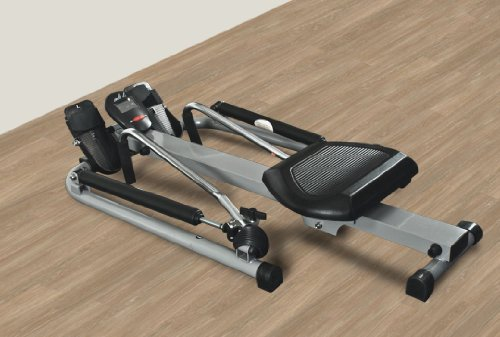 New Fitness Rower Rowing Machine Exercise Workout