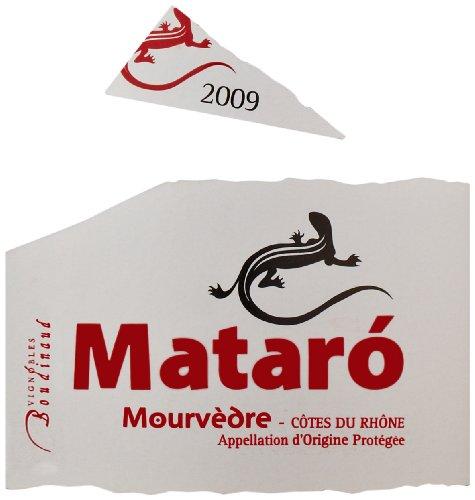2009 Domaine Boudinaud Mataro, Cotes Du Rhone 750 Ml