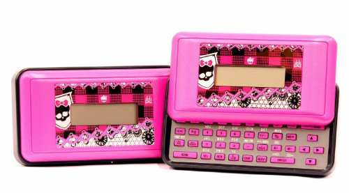 Monster-High-Slide-Text-Messenger