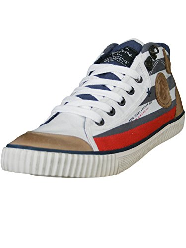 PEPE JEANS Designer Sneaker Schuhe - INDUSTRY -44