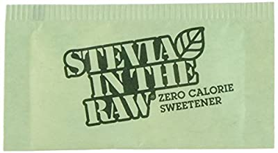 Stevia In The Raw Sweetener (Box of 800 1g Packets)