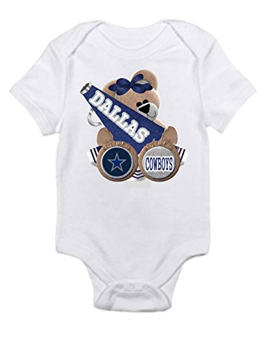Dallas Cowboys Baby Creeper Price pare