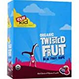 Clif Kids Twist Fruit - Mix Berry Flavor, 6-Count (Pack of 3)