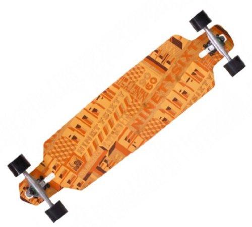 NINETYSIXTY BooBam Mod2 Bambus Longboard