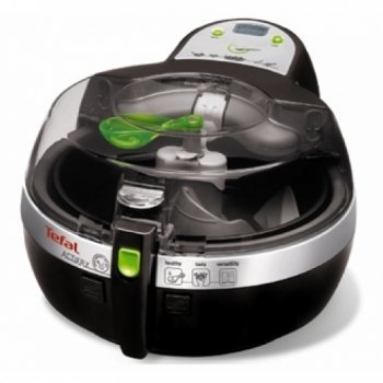 Tefal ActiFry AL800240 Low Fat Electric Fryer, 1 kg Capacity, Black