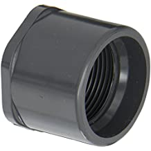 Spears Manufacturing Spears PVC Pipe Fitting, Bushing, Schedule 80, Spigot X NPT Female