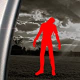 Resident Evil Red Decal Zombie PS3 Xbox 360 Car Red Sticker