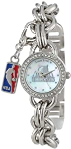Game Time Ladies NBA-CHM-MIN Charm NBA Series Minnesota Timberwolves 3-Hand Analog... by Game Time
