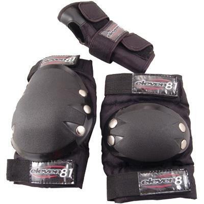 Eleven81 Knee/Elbow/Wrist Guard Set - PADS1811