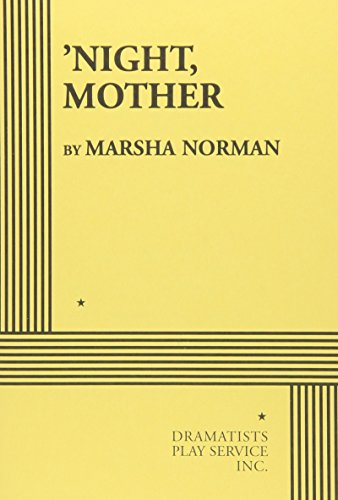 "Comparison of Shakespeare's ""Hamlet"" and Marsha Norman's ""Night, Mother"""