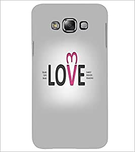 PrintDhaba Quote D-5546 Back Case Cover for SAMSUNG GALAXY GRAND 3 (Multi-Coloured)