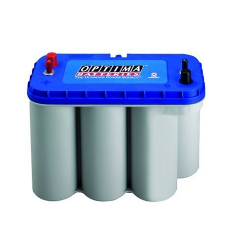 Optima Batteries 8052-161 D31M BlueTop Dual Purpose Battery