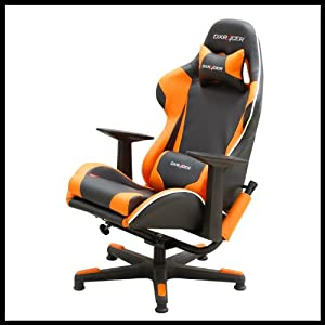 Amazon DXRacer Video Game Chair FA96NO TV Lounge