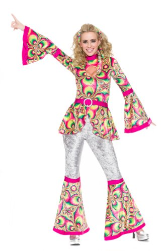 Delicious Women's Dance Fever Adult Costume