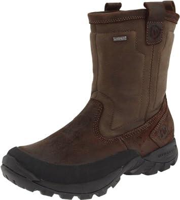 Amazon.com: Merrell Bergenz Waterproof Boot: Sports & Outdoors