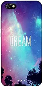 Snoogg Dream Universe Designer Protective Back Case Cover For Huawei Honor 4X