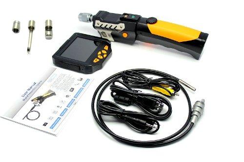 Longer 3M Dia 5.5Mm Tube Snake Camera Endoscope Inspection Borescope Dvr+Torch