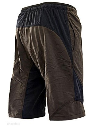 Buy Low Price ENDURA Endura Firefly Shorts 2012 2X-Large Chocolate / Anthracite (E8021BR/7)