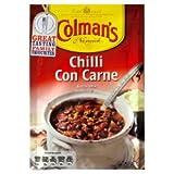 Colman's Casseroll Mix Chilli Con Carne ( 50g x 12 x 1 )