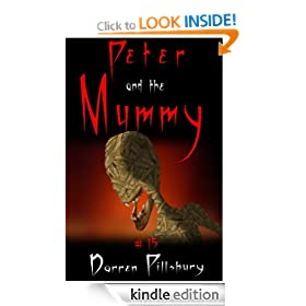 Peter And The Mummy (Story #15) (Peter And The Monsters)