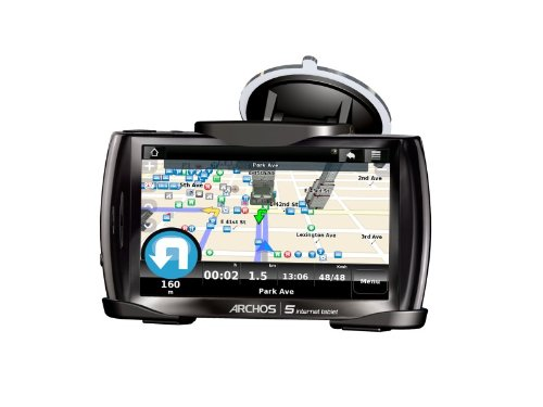 Archos Car Mount Gen7 - GPS receiver mounting kit for car