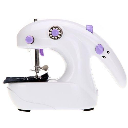 High Quality Mini Electric Sewing Machine Batteries Operated Desktop Handheld Home Sartorius