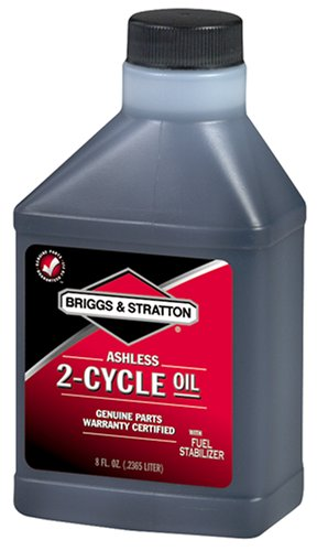 Briggs & Stratton 2-Cycle Oil - 8 Oz. 272075 (Briggs 2 Cycle compare prices)