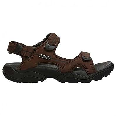 TEVA Obern Men's Sandals, Brown, US10