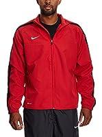 Nike Chaqueta Deporte Woven Warm-Up (Rojo)