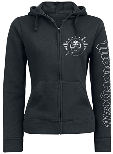 Motörhead Bad Magic Felpa jogging donna nero S