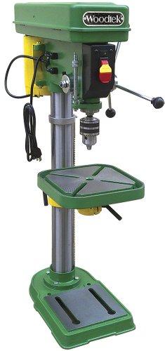 Woodtek 162497, Machinery, Drill Presses, 13″ Bench Top Drill Press, 16-Spd, 1/2hp, 1 Each image