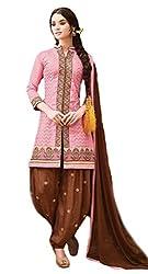 Style Vista Cotton Patiyala Salwar Suit Fabric
