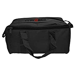 Explorer R5 Range Shooting, Patrol and Duty Bag, Black, 17 x 8 x 9-Inch