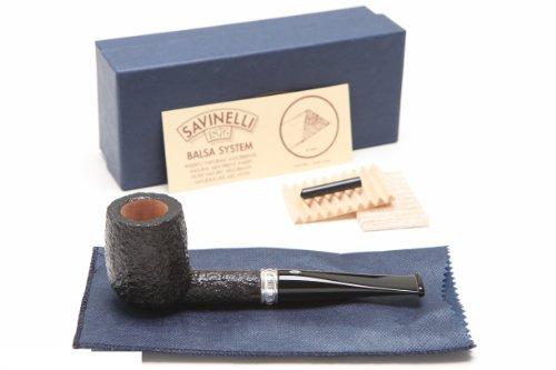 Savinelli Trevi Rustica 111 Tobacco Pipe