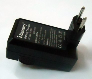 I-Discovery-Camera-Battery-Charger-(For-Sony-FH/-FV/-FP)
