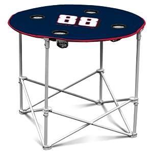 Nascar Dale Earnhardt Jr. Round Table by Logo